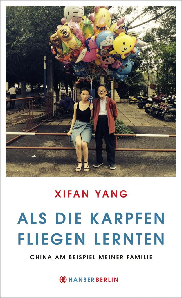 Cover des Buchs Als die Karpfen fliegen lernten
